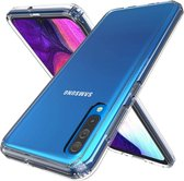 Shock Proof case hoesje voor Samsung Galaxy A50 - Transparant
