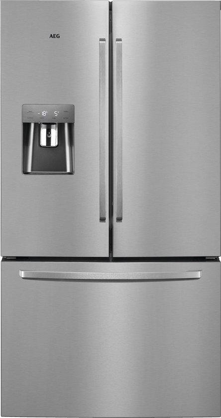 Spiksplinternieuw bol.com   AEG RMB86321NX - Amerikaanse koelkast - RVS DT-13