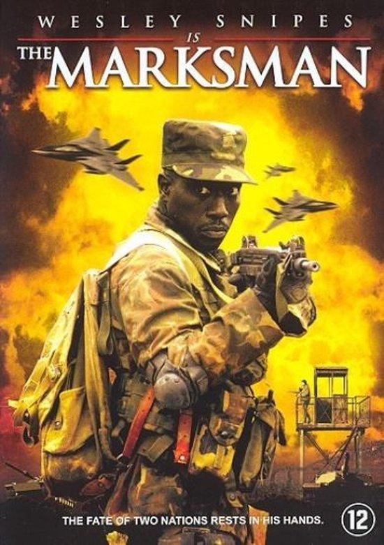 Cover van de film 'Marksman'