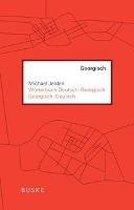 Wörterbuch Deutsch-Georgisch / Georgisch-Deutsch