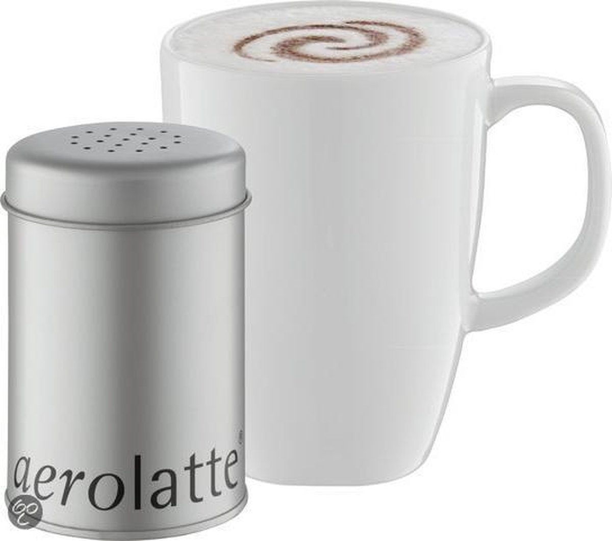 Cacaostrooier Aerolatte