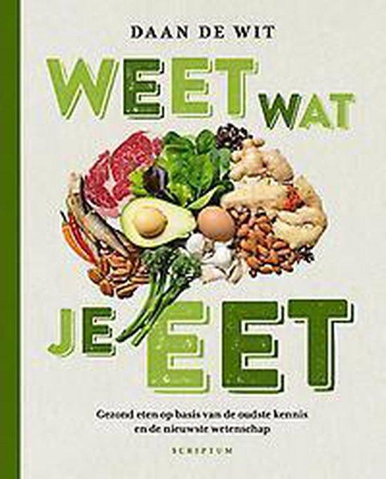 Weet wat je eet - Daan de Wit   Fthsonline.com