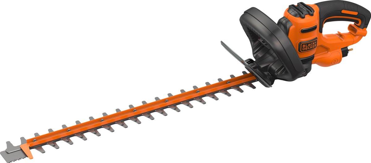 BLACK+DECKER BEHTS451-QS Heggenschaar - 550W - 60cm - gesnoerd