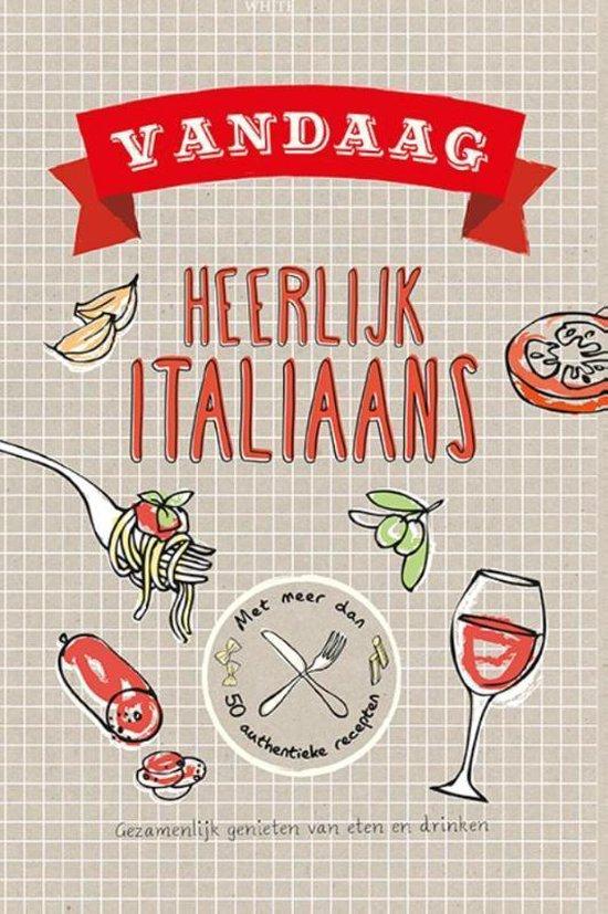 Vandaag Heerlijk Italiaans - none |