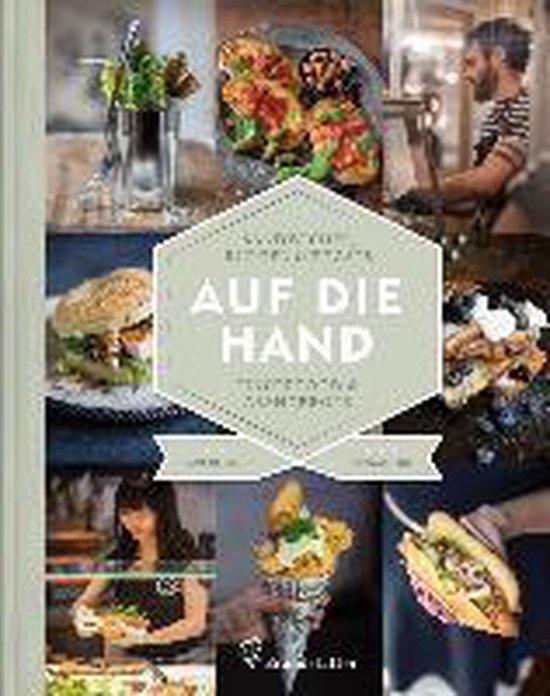 Boek cover Auf die Hand van Stevan Paul (Hardcover)