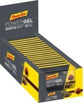 PowerBar Powergel Shots Cola (met cafeïne) - 16 x 60 g