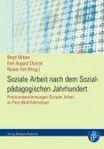 Boek cover Soziale Arbeit nach dem Sozialpädagogischen Jahrhundert van