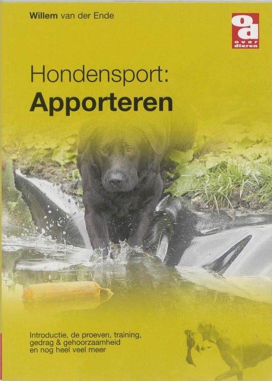 Over Dieren - Hondensport Apporteren - Willem van der Ende  