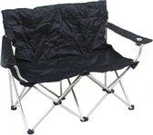 Relags Travelchair Love - Vouwstoel 2 Personen - Zwart