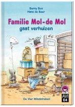 Hoera, ik kan lezen! - Familie Mol-de Mol gaat verhuizen