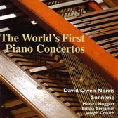 The Worlds First Piano Concertos