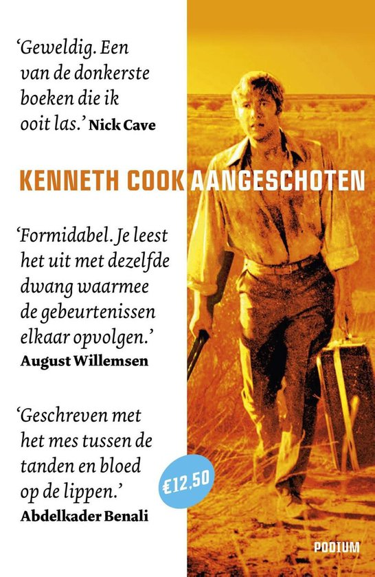 Aangeschoten - Kenneth Cook |