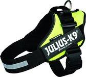 Julius K9 IDC Powertuig/Harnas - Maat 1/63-85cm - L - Neon Groen