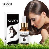 Haargroei Olie - 100% anti haaruitval - haarverzorging - voor alle haartypes - beschadigd haar - hydraterende haarolie - haarproducten - haarzorg - hair repair olie - Sevich groei olie