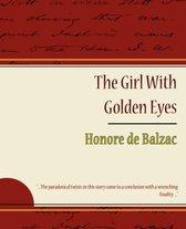 The Girl with Golden Eyes - Honore de Balzac