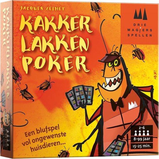 Afbeelding van het spel Kakkerlakkenpoker