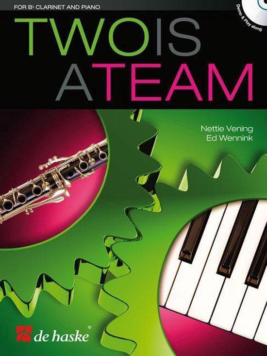 Two Is a Team - Ed Wennink,Nettie Vening |
