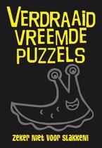 *Verdraaid Vreemde Puzzels zeker niet voor slakken!