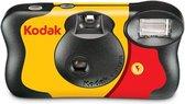 Kodak - Wegwerpcamera met flitser - 27+12 foto's