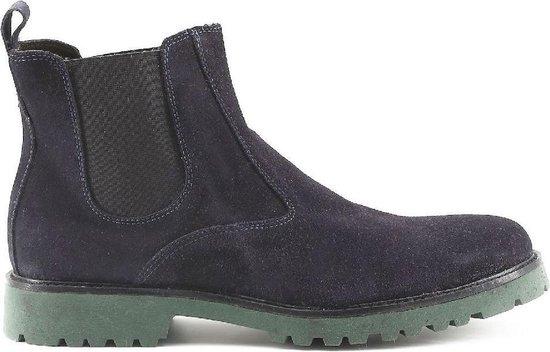 Made in Italia - Enkel laarzen - Heren - FILIPPO - darkblue