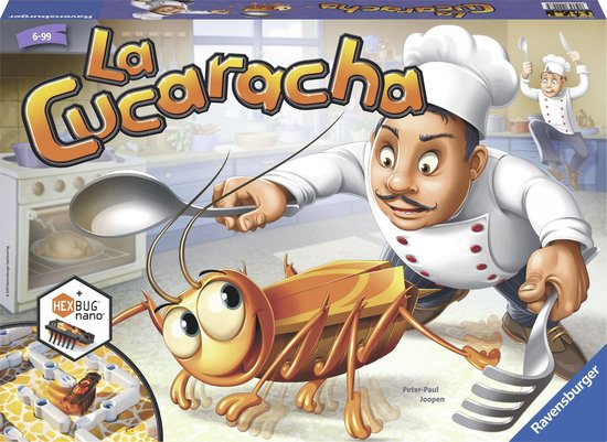 Ravensburger La Cucaracha - Kinderspel