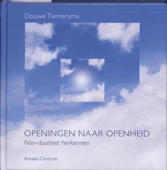 Openingen naar openheid - Douwe Tiemersma |