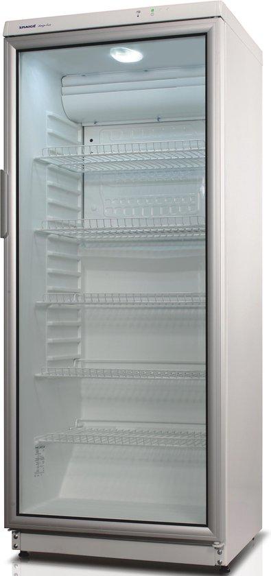 Koelkast: Exquisit - CD290.1004 - Kastmodel koelkast - Glazen deur, van het merk Exquisit
