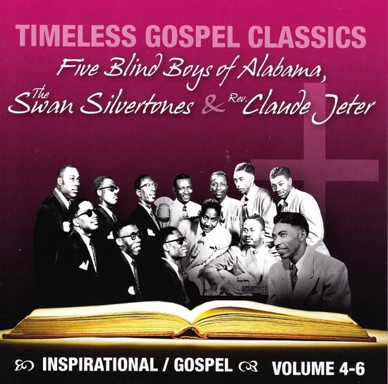 Timeless Gospel Classics Vol. 4-6