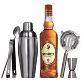 RVS Cocktail Set 5-delig (Excellent Houseware)