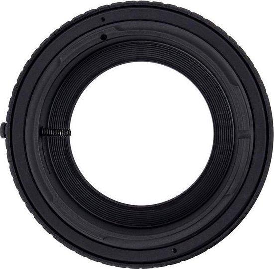 Adapter FD-Fuji FX: Canon FD Lens - Fujifilm X Camera