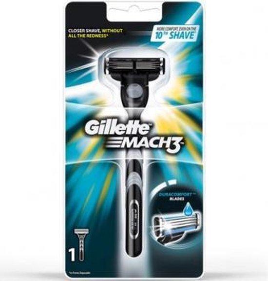 Gillette Mach3 Razor + 1 Blade