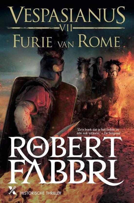 Vespasianus 7 -   Furie van Rome