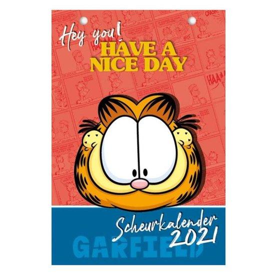Scheurkalender - 2021 - Garfield