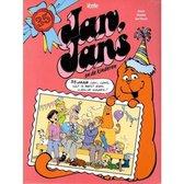 Boek cover Jan, Jans en de kinderen 35 jaar van Studio Jan Kruis (Paperback)