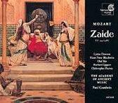 Mozart: Zaide / Goodwin, Dawson, Blochwitz, Bar, et al