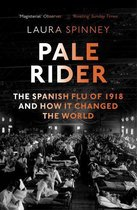 Boek cover Pale Rider van Laura Spinney
