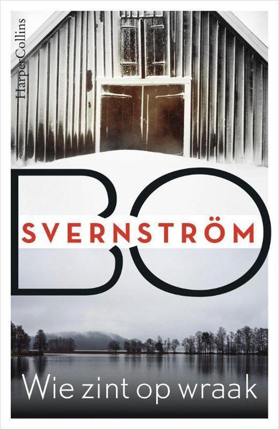 Boek cover Wie zint op wraak van Bo Svernström (Paperback)