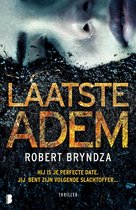 Boek cover Erika Foster 4 -   Laatste adem van Robert Bryndza