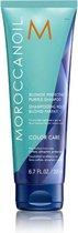Moroccanoil Purple Perfecting Shampoo - 200 ml