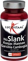 3x Lucovitaal NuSlank Konjacwortel Garcinia Cambogia 60 capsules