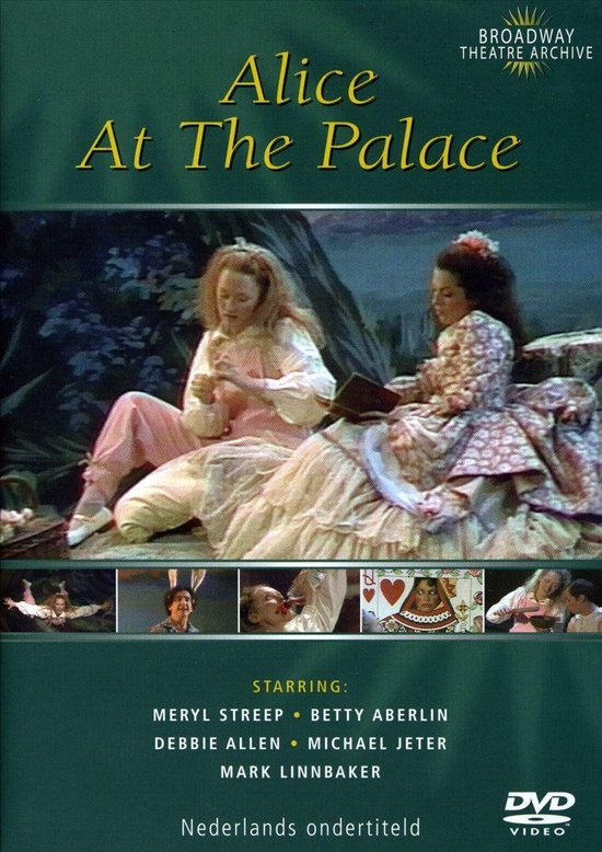Cover van de film 'Alice At The Palace'