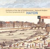 Haydn: The Paris Symphonies 82-87 / Kuijken