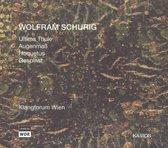 Ernesto Molinar Annette Bik Violin - Schurig: Ultima Thule, Augenmab, Ho