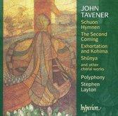 Tavener: New Choral Works