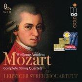 Wolfgang Amadeus Mozart: Complete String Quartets