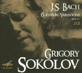Piano G. Sokolov - Grigory Sokolov. Goldberg Variatio