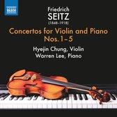 Concertos For Violin And Piano Nos.