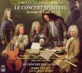 Le Concert Spirituel - Au Temps De Louis Xv