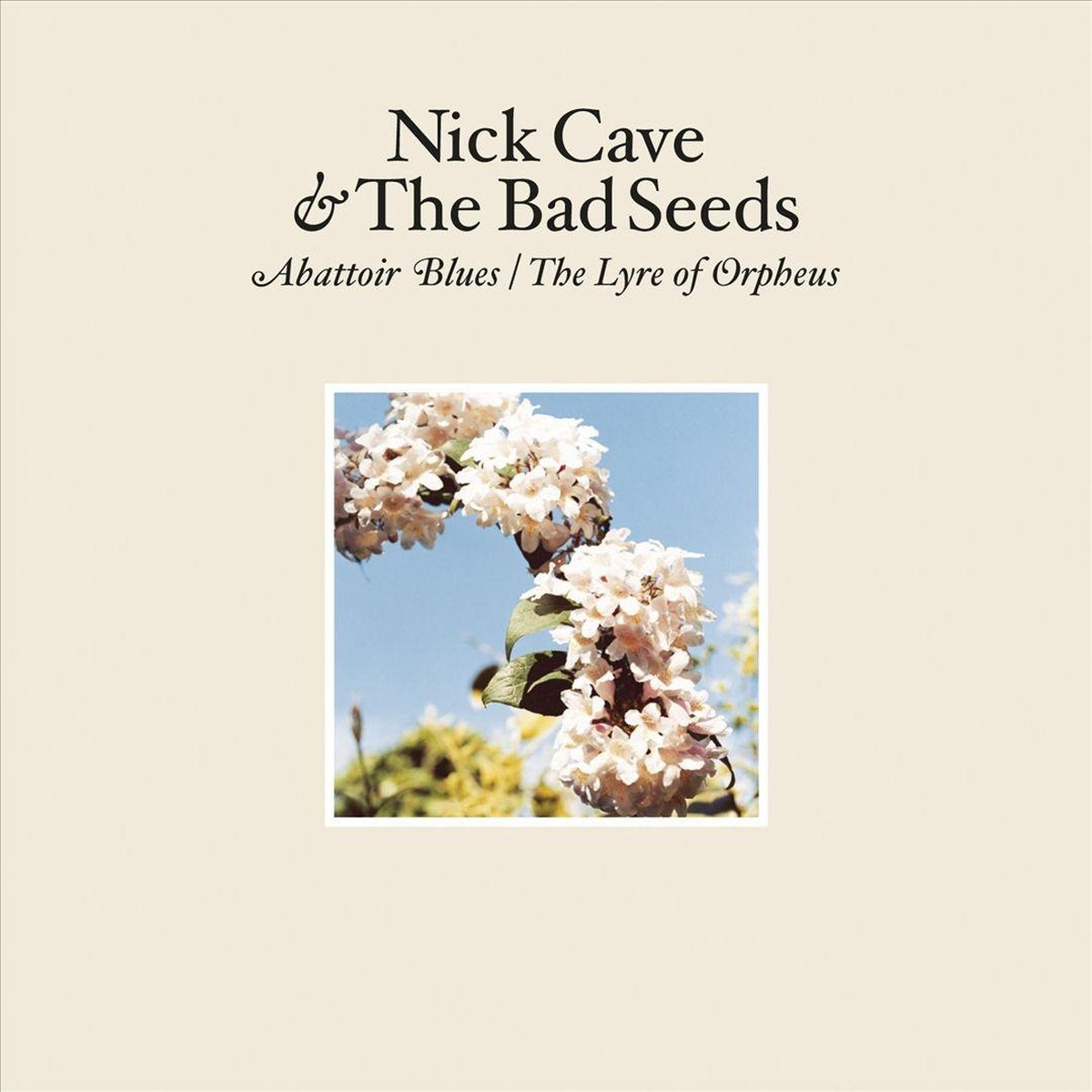 Abattoir Blues / Lyre Of Orpheus (2Cd+Dvd) - Nick Cave & The Bad Seeds