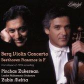 Violin Concerto / Romance In F/ Fan